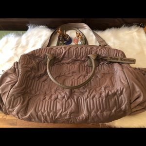 Juicy Couture Extra Large Baby Bag - EUC